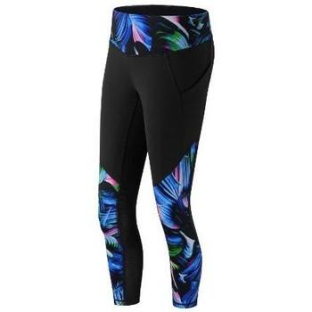 vaatteet Naiset Verryttelyhousut New Balance WP61100LFP Multicolor