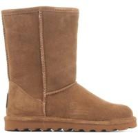 kengät Naiset Talvisaappaat Bearpaw Elle Short 1962W-220 Hickory II brown