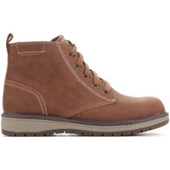 kengät Lapset Bootsit Skechers Gravlen Brown 94060L-BRN brown