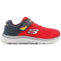 kengät Lapset Matalavartiset tennarit Skechers Skech-Lite-Micro 95054N-RDCC red