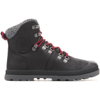 kengät Naiset Vaelluskengät Palladium Manufacture Pallabrouse Hikr 95140-041 black