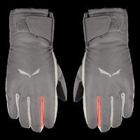 Asusteet / tarvikkeet Lapset Hanskat Salewa Rękawiczki  Puez PTX K Gloves 26785-0531 grey