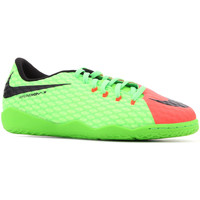 kengät Lapset Sandaalit ja avokkaat Nike JR Hypervenomx Phelon III IC 852600 308 green, orange