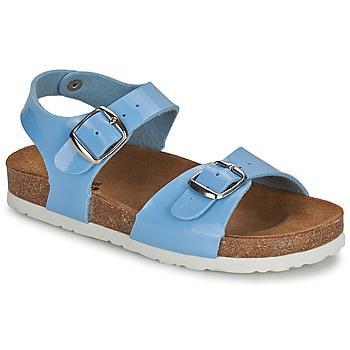 kengät Tytöt Sandaalit ja avokkaat Citrouille et Compagnie INIALE Blue