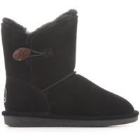 kengät Naiset Talvisaappaat Bearpaw Rosie 1653W-011 Black II