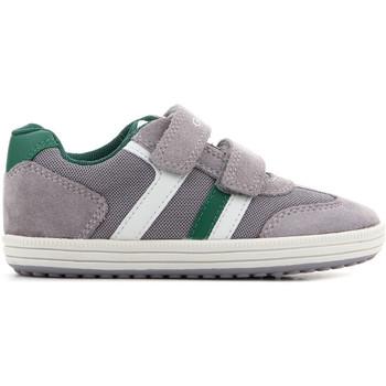 kengät Lapset Sandaalit ja avokkaat Geox J Vita B J82A4B 01422 C0875 grey, green, white