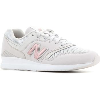 kengät Naiset Matalavartiset tennarit New Balance WL697SHA brown