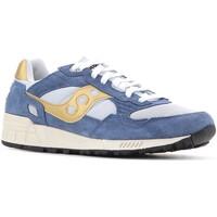 kengät Miehet Matalavartiset tennarit Saucony SHADOW 5000 VINTAGE S70404-2 blue
