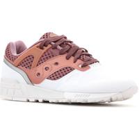 kengät Miehet Matalavartiset tennarit Saucony Grid S70388-3 Multicolor