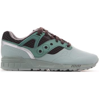 kengät Miehet Matalavartiset tennarit Saucony Grid S70388-2 green