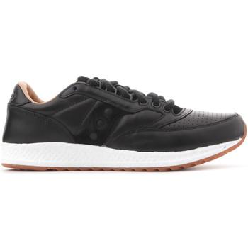 kengät Miehet Matalavartiset tennarit Saucony Freedom Runner S70394-1 black