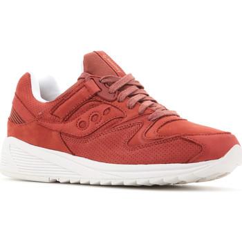 kengät Miehet Matalavartiset tennarit Saucony Grid 8500 HT S70390-1 red