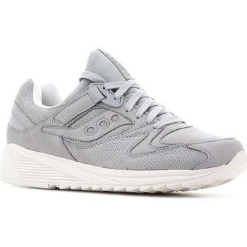 kengät Miehet Matalavartiset tennarit Saucony Grid 8500 HT S70390-3 grey