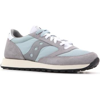 kengät Miehet Matalavartiset tennarit Saucony Jazz Vintage S70368-5 grey