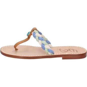 kengät Naiset Sandaalit ja avokkaat Eddy Daniele sandali multicolor pelle aw522 Multicolore
