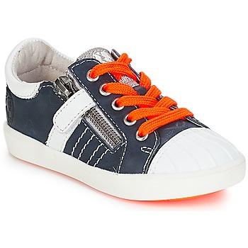 kengät Pojat Matalavartiset tennarit GBB MAXANCE Sininen-valkoinen   Dpf    2706 c47986d80b