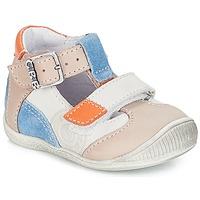 kengät Pojat Sandaalit ja avokkaat GBB PIERRE Smaragdi / bonze / ruusunpunainen / Dpf / Raiza