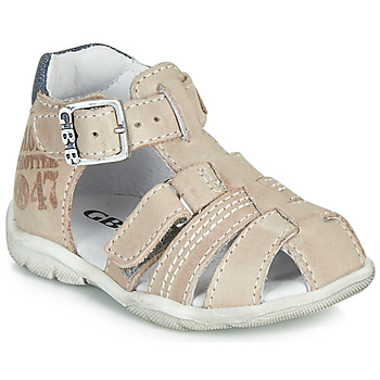 kengät Pojat Sandaalit ja avokkaat GBB PRIGENT Grey