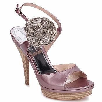 kengät Naiset Sandaalit ja avokkaat Fericelli MINKA Cipria
