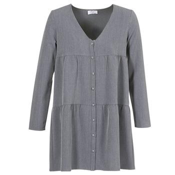 vaatteet Naiset Lyhyt mekko Betty London JOGURET Grey