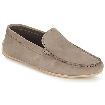 kengät Miehet Mokkasiinit Clarks Reazor Edge Sage Taupe