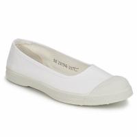 kengät Naiset Balleriinat Bensimon BALLERINE White