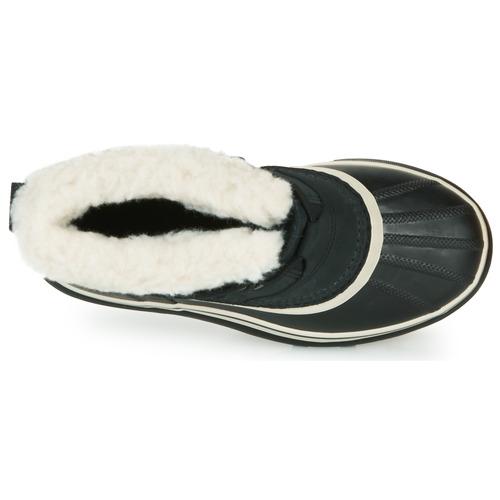 Sorel Caribou Black - Ilmainen Toimitus- Kengät Talvisaappaat Naiset 147