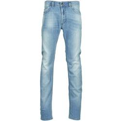 vaatteet Miehet Slim-farkut Diesel THAVAR Blue / CLAIR