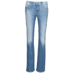 vaatteet Naiset Bootcut-farkut Diesel BOOTZE Blue