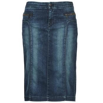 vaatteet Naiset Hame Diesel DE-TRENKER Blue