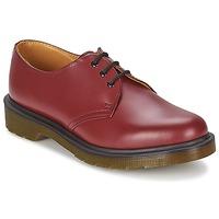 kengät Miehet Derby-kengät Dr Martens 1461 PW Punainen / Cherry