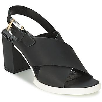 kengät Naiset Sandaalit ja avokkaat Miista DELILIAH Black