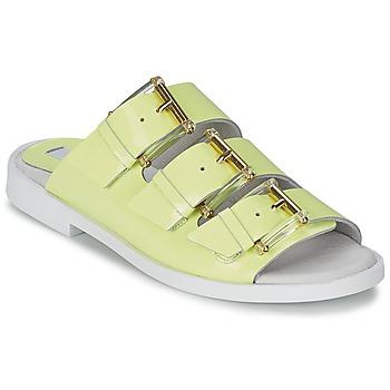 kengät Naiset Sandaalit Miista EMMIE Yellow