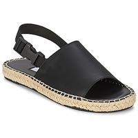 kengät Naiset Sandaalit ja avokkaat Miista STEPH Black