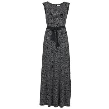 vaatteet Naiset Pitkä mekko Alba Moda HEIDA Black