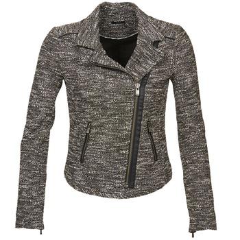 vaatteet Naiset Takit / Bleiserit Ikks VERMILLION Black