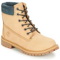 kengät Lapset Bootsit Timberland 6 In Premium WP Boot Jää / Coffee