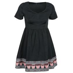 vaatteet Naiset Lyhyt mekko Eleven Paris NANA Black