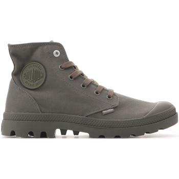 kengät Korkeavartiset tennarit Palladium Manufacture Pampa Hi 73089-325-M green