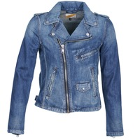 vaatteet Naiset Farkkutakki Schott JANIS Blue
