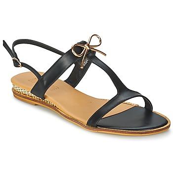 kengät Naiset Sandaalit ja avokkaat Elue par nous RSUCRE Black