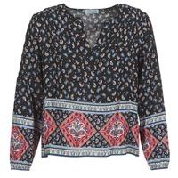 vaatteet Naiset Topit / Puserot Casual Attitude WASAS Black / Multicolour