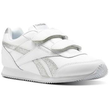 kengät Lapset Matalavartiset tennarit Reebok Sport Royal Classic Jogger 20 2V Valkoiset
