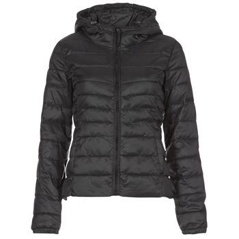 vaatteet Naiset Toppatakki Only ONLTAHOE Black