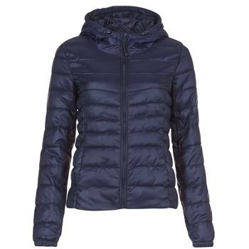 vaatteet Naiset Toppatakki Only ONLTAHOE Laivastonsininen