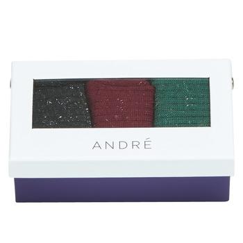 Asusteet / tarvikkeet Naiset Sukat André DOUCEUR Multicoloured