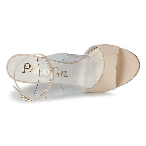 Paco Gil LUISE Ecru 884188 Naisten kengät