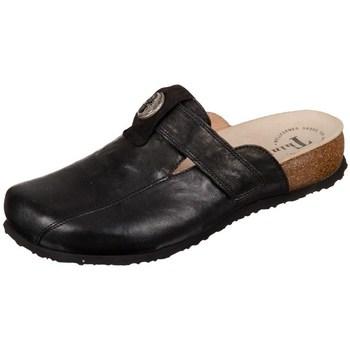 kengät Naiset Puukengät Think Julia Mustat