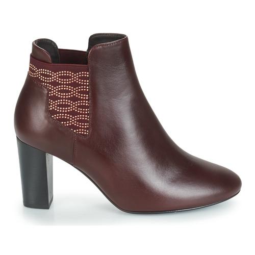 Bocage ELYSEE Bordeaux 8845348 Naisten kengät