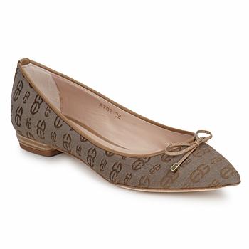 kengät Naiset Balleriinat Alberto Gozzi TINA TESSY Brown